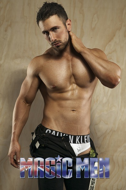 male stripper nick