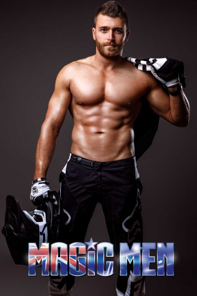 Logan sensual male strippers in Brunswick