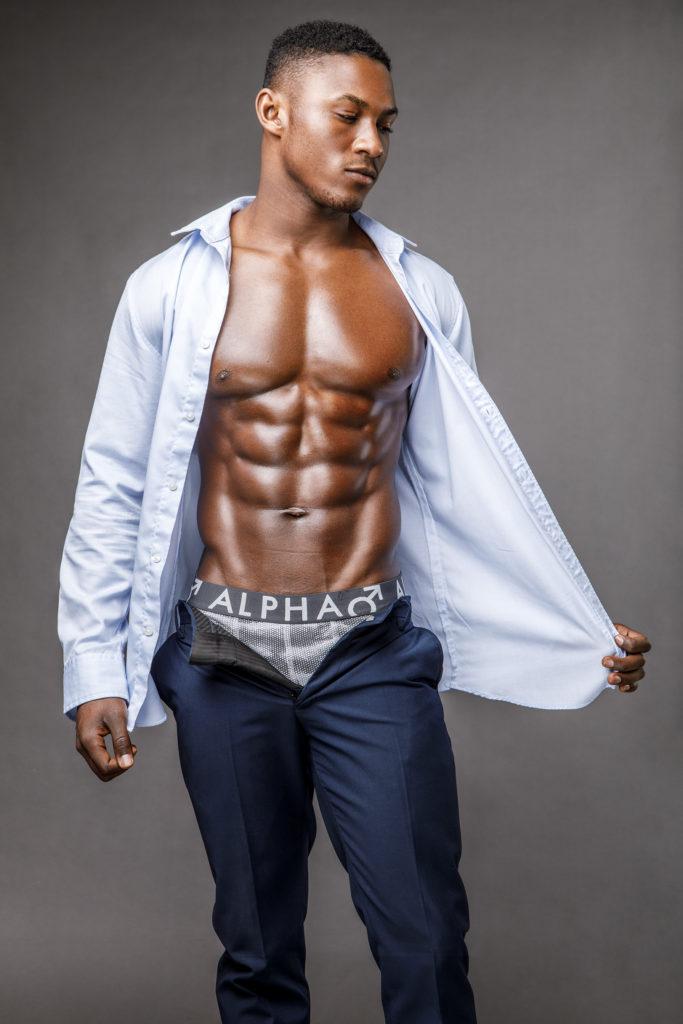 Tyreese sexy male stripper in Brunswick