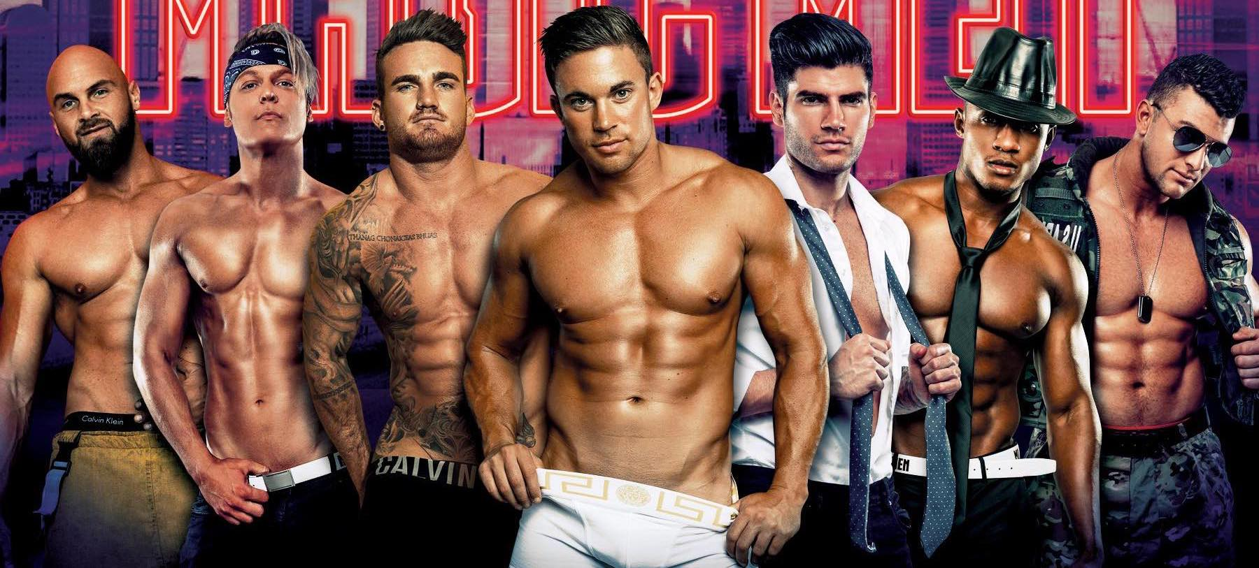 Top 5 Best Male Strippers In Melbourne