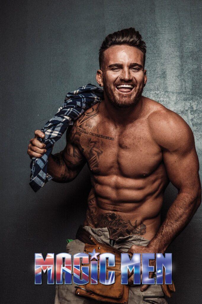 Matty bearded male strippers in Brunswick
