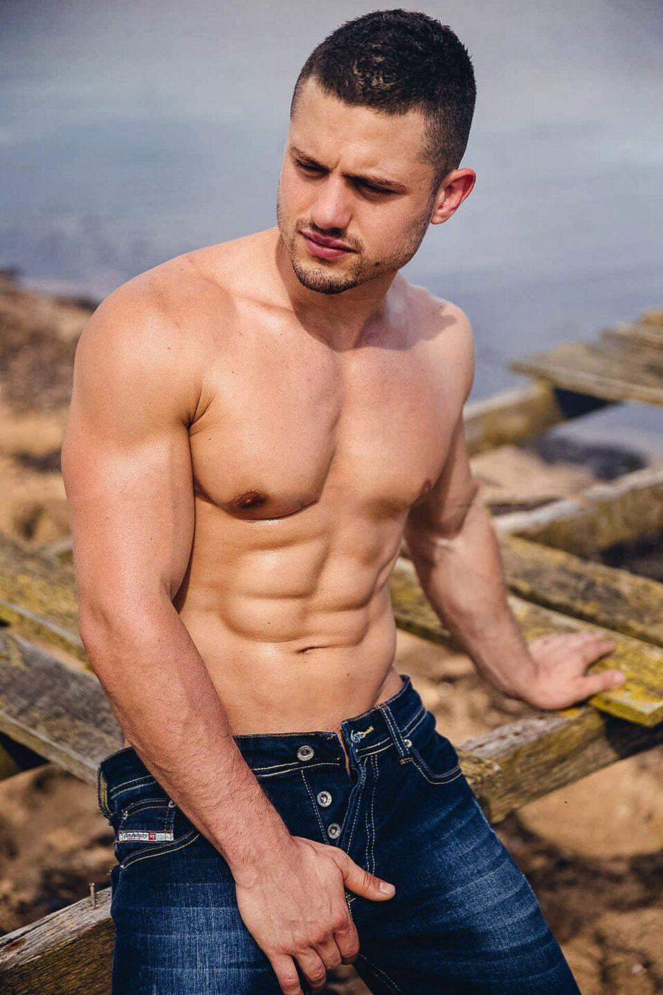 Eddy Jay melbourne stripper