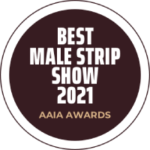 best-male-strip-show-badge