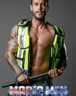 magic men; topless waiters; topless waiters melbourne; male strippers melbourne